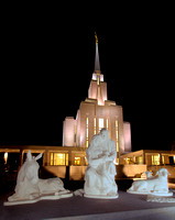 Oquirrh Mountain Temple Dec 2009