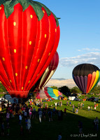 Sandy Balloon Festival 2017