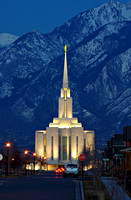 Oquirrh Mountain Temple #2